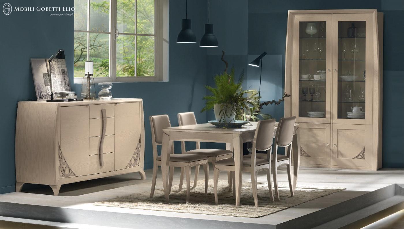 Mobiletto Sala Da Pranzo mobili gobetti elio » sala da pranzo luna